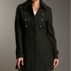 ESPRIT Wool Military Inspired Pea Coat